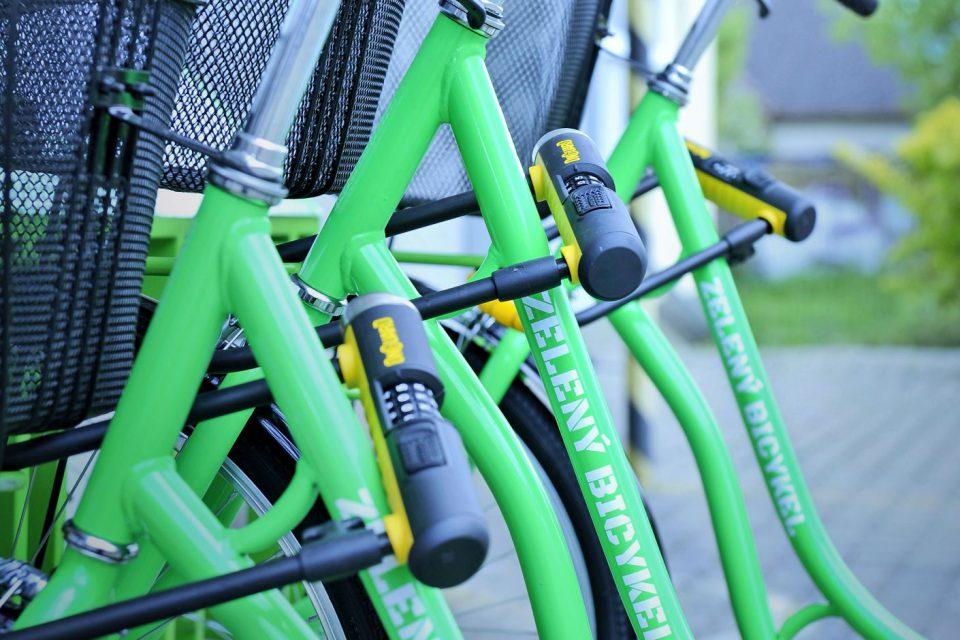 zeleny-bicykel